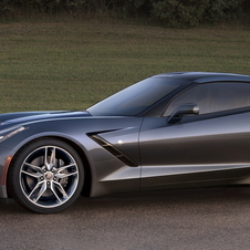 The seventh Corvette will go on sale in the US in October