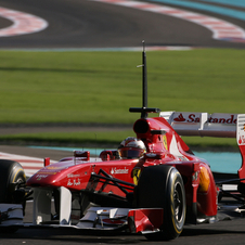Vergne tops the time sheets in Abu Dhabi