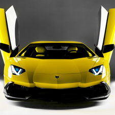 Lamborghini predicts aero efficiency is improved 50%