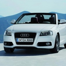 Audi A3 Cabriolet 2.0 TDI Attraction S tronic