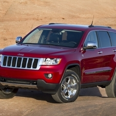 Jeep Grand Cherokee Limited 4X2