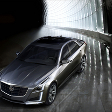 The new CTS is based on the same platform as the ATS