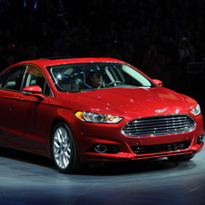 The new Fusion/Mondeo will be on sale before the end of the year
