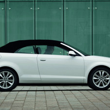 Audi A3 Cabriolet 1.6 TDI Ambition