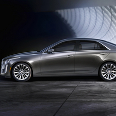 The new CTS is larger and more luxurious than its predecessor