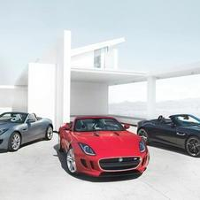 Official Jaguar F-Type Photos Leak Online