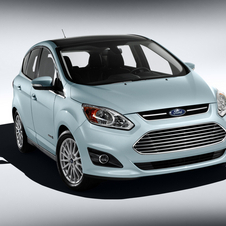 The C-Max Hybrid has just finished its first full month of sales