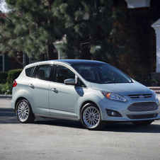 Ford considers it a success because it outsold the Prius V and Prius Plug-In