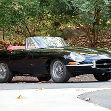 Jaguar E-Type 3.8 S1 Open Two Seater