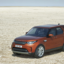 Land Rover Discovery 3.0 Si6 SE