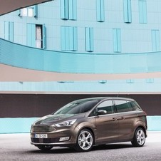 Ford Grand C-Max 2.0 TDCi Powershift