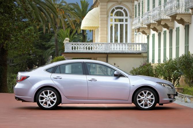 Photo Mazda 6 2.2 MZR-CD Hatchback :: Galerie de Mazda :: 416 visites ...