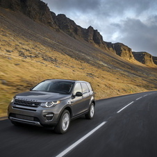 Land Rover Discovery Sport 2.0 TD4 4x4 HSE e-Capability