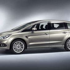 Ford S-Max 2.0 EcoBoost