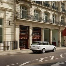 Land Rover clearly sees room for more luxurious versions of its Range Rover