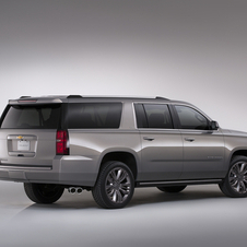 Chevrolet Suburban Premium Outdoors
