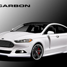 Air Design's Fusion gets a carbon fiber body kit
