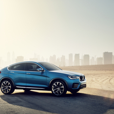 The X4 will go on sale in the first half of next year