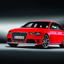 Audi RS4 Avant brings a combination of dynamics and everyday practicality