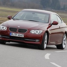 BMW 320i Coupe M Sport