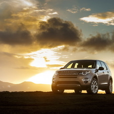 Land Rover Discovery Sport 2.0 TD4 4x4 Pure e-Capability