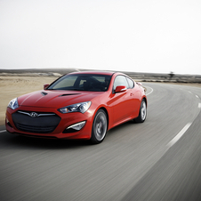 Revised 2013 Hyundai Genesis Coupe Gets More Power and Aggressive New Style