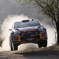 Loeb is a once-in-a-lifetime driver. His continued performance is amazing.