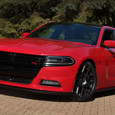 Dodge Charger R/T Mopar