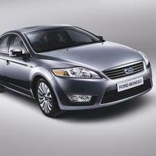 Ford Mondeo Saloon 2.3
