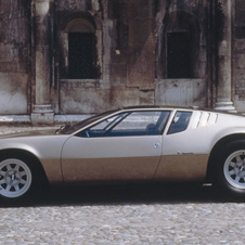 The Mangusta was the company's first real car with great performance, great style and a relatively low price