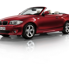 BMW 135i Convertible