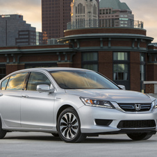 Honda Accord Hybrid Touring