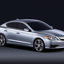 Acura ILX Gives Acura an Entry-Level Luxury Sedan