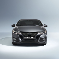 Honda updated the whole Civic range