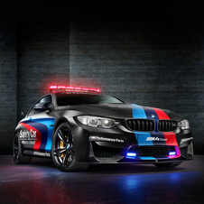 BMW M4 Moto GP Safety Car