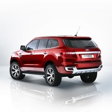 The Ford Everest is described as a versatile vehicle that does well in both urban and off-road driving