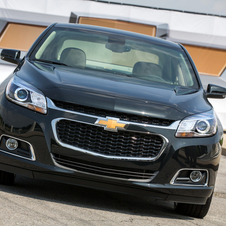Chevrolet Malibu Ecotec 2.0 Turbo