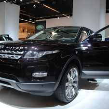 Land Rover Evoque SD4 2.2 Dynamic 4WD Automatic