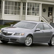 Acura Bringing New Hybrid Flagship RLX to New York