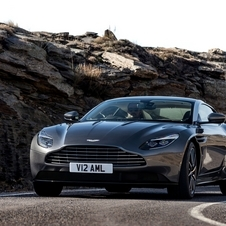 The DB11 is one of the most exclusive sports car ever created by Aston Martin