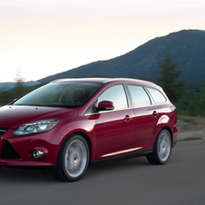Ford Focus Estate 1.6T Ecoboost Titanium X