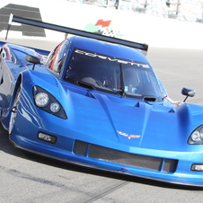 Chevrolet entering Grand Am Series with Corvette Daytona Prototype