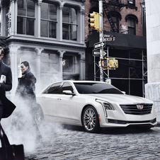 The new CT6 is the first of a series of eight new models that will be launched until the end of 2020