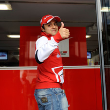 Massa has had only one podium this year