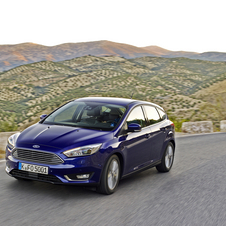 Ford Focus 1.5 TDCi Trend+