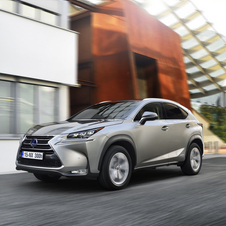 Lexus NX 300h Executive AWD