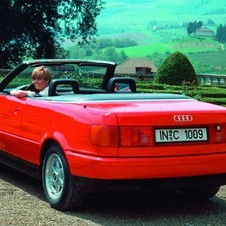Audi Cabriolet 2.8 V6 Automatic