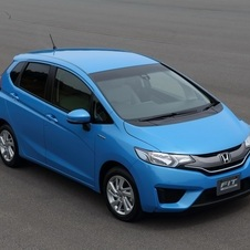 Third Generation Honda Fit/Jazz Will Be on Sale in Japan this Year and Elsewhere in 2014