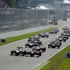 Best F1 Moments in 2012