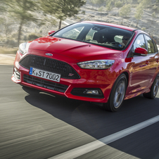 Ford Focus 2.0 TDCi 185 ST